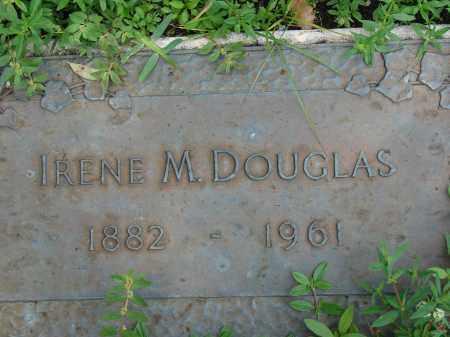 DOUGLAS, IRENE M - Miami-Dade County, Florida   IRENE M DOUGLAS - Florida Gravestone Photos