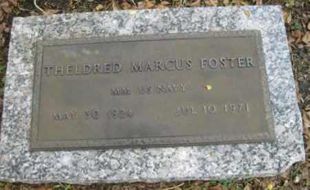 FOSTER (VETERAN), THELDRED MARCUS - Miami-Dade County, Florida | THELDRED MARCUS FOSTER (VETERAN) - Florida Gravestone Photos