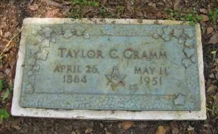 GRAMM, TAYLOR C. - Miami-Dade County, Florida | TAYLOR C. GRAMM - Florida Gravestone Photos
