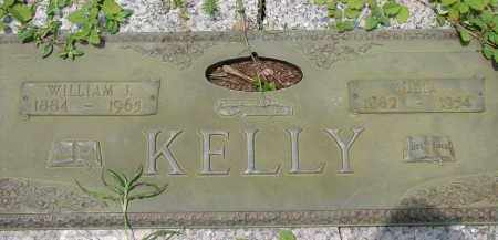 KELLY, WILLIAM J - Miami-Dade County, Florida | WILLIAM J KELLY - Florida Gravestone Photos