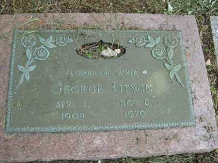 LITWIN, GEORGE - Miami-Dade County, Florida | GEORGE LITWIN - Florida Gravestone Photos