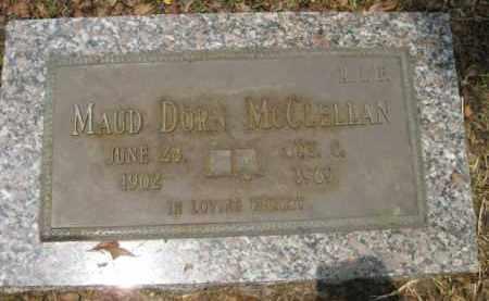 DORN MCCLELLAN, MAUD - Miami-Dade County, Florida | MAUD DORN MCCLELLAN - Florida Gravestone Photos