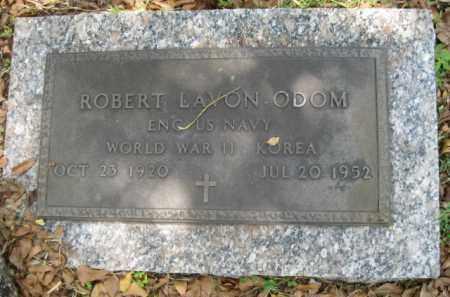 ODOM (VETERAN WWII  KOR), ROBERT LAVON - Miami-Dade County, Florida | ROBERT LAVON ODOM (VETERAN WWII  KOR) - Florida Gravestone Photos