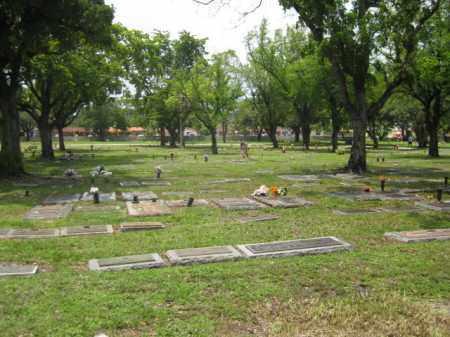 *FLAGLER MEMORIAL PARK, OVERVIEW - Miami-Dade County, Florida | OVERVIEW *FLAGLER MEMORIAL PARK - Florida Gravestone Photos