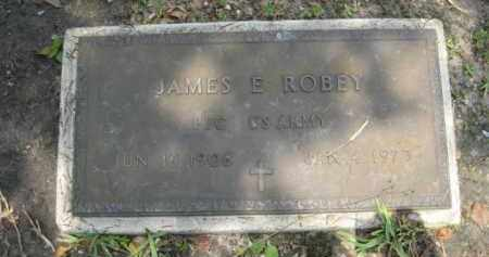 ROBBY (VETERAN), JAMES E. - Miami-Dade County, Florida | JAMES E. ROBBY (VETERAN) - Florida Gravestone Photos