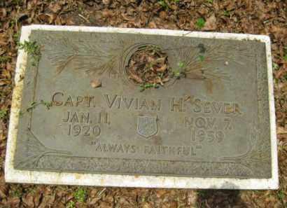 SEVER, VIVIAN H. - Miami-Dade County, Florida | VIVIAN H. SEVER - Florida Gravestone Photos