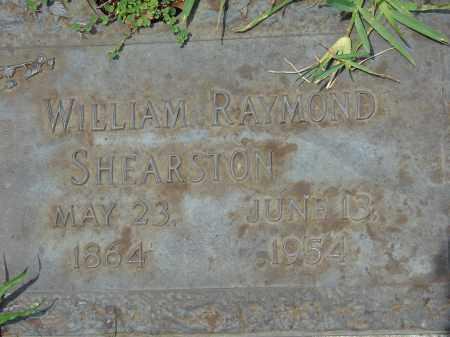 SHEARSTON, WILLIAM RAYMOND - Miami-Dade County, Florida | WILLIAM RAYMOND SHEARSTON - Florida Gravestone Photos