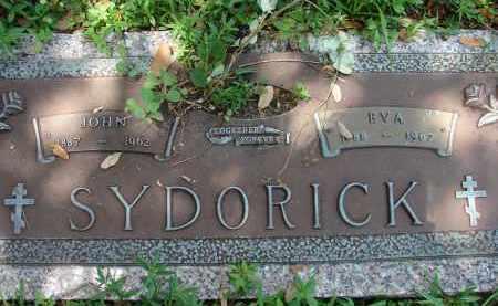 SYDORICK, JOHN - Miami-Dade County, Florida | JOHN SYDORICK - Florida Gravestone Photos
