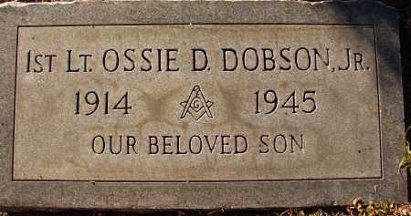 DOBSON, JR (VETERAN), OSSIE D. (NEW) - DeSoto County, Florida | OSSIE D. (NEW) DOBSON, JR (VETERAN) - Florida Gravestone Photos