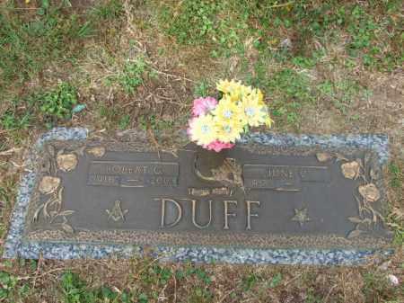 DUFF, ROBERT GEORGE - Escambia County, Florida | ROBERT GEORGE DUFF - Florida Gravestone Photos