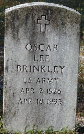 BRINKLEY (VETERAN), OSCAR LEE - Franklin County, Florida | OSCAR LEE BRINKLEY (VETERAN) - Florida Gravestone Photos