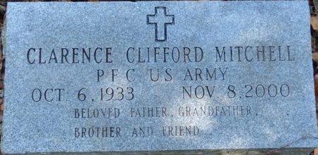 MITCHELL (VETERAN), CLARENCE CLIFFORD - Gadsden County, Florida | CLARENCE CLIFFORD MITCHELL (VETERAN) - Florida Gravestone Photos