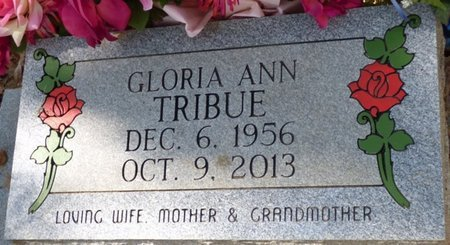 TRIBUE, GLORIA ANN - Gadsden County, Florida | GLORIA ANN TRIBUE - Florida Gravestone Photos