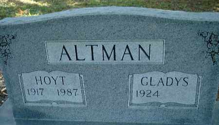 ALTMAN, GLADYS MARIE - Glades County, Florida | GLADYS MARIE ALTMAN - Florida Gravestone Photos