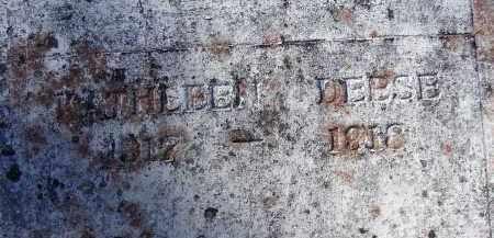 DEESE, KATHLEEN - Glades County, Florida | KATHLEEN DEESE - Florida Gravestone Photos