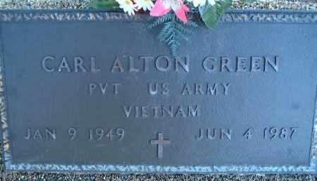GREEN, JR (VETERAN VIET), CARL ALTON (NEW) - Glades County, Florida   CARL ALTON (NEW) GREEN, JR (VETERAN VIET) - Florida Gravestone Photos