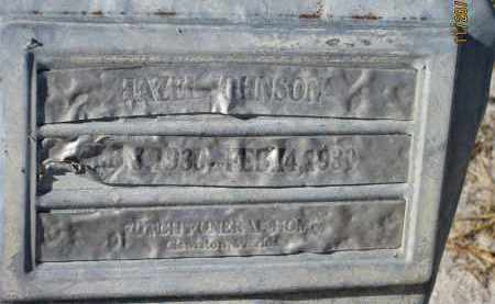JOHNSON, HAZEL - Glades County, Florida   HAZEL JOHNSON - Florida Gravestone Photos