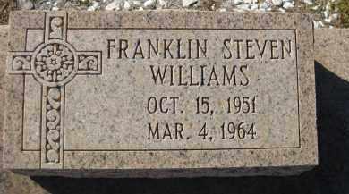 WILLIAMS, FRANKLIN STEVEN - Glades County, Florida   FRANKLIN STEVEN WILLIAMS - Florida Gravestone Photos