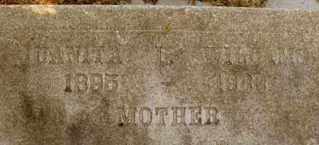 "WILLIAMS, JUANITA L ""NITA"" - Glades County, Florida | JUANITA L ""NITA"" WILLIAMS - Florida Gravestone Photos"