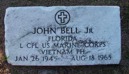 BELL, JR (VETERAN VIET), JOHN - Hillsborough County, Florida | JOHN BELL, JR (VETERAN VIET) - Florida Gravestone Photos