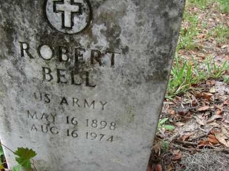 BELL (VETERAN), ROBERT - Hillsborough County, Florida   ROBERT BELL (VETERAN) - Florida Gravestone Photos