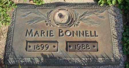 BONNELL, MARIE - Hillsborough County, Florida   MARIE BONNELL - Florida Gravestone Photos
