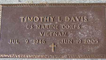 DAVIS (VETERAN VIET), TIMOTHY L. - Hillsborough County, Florida | TIMOTHY L. DAVIS (VETERAN VIET) - Florida Gravestone Photos
