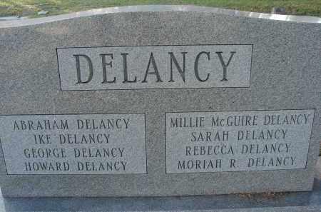 DELANCY, REBECCA - Hillsborough County, Florida | REBECCA DELANCY - Florida Gravestone Photos