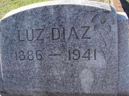 DIAZ, LUZ - Hillsborough County, Florida | LUZ DIAZ - Florida Gravestone Photos