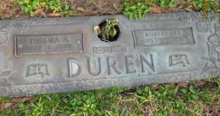 DUREN, ROBERT LEE - Hillsborough County, Florida | ROBERT LEE DUREN - Florida Gravestone Photos