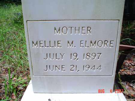 BUZBEE ELMORE, MELLIE MAE - Hillsborough County, Florida | MELLIE MAE BUZBEE ELMORE - Florida Gravestone Photos