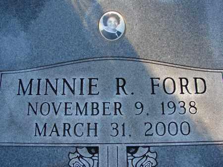 FORD, MINNIE R. - Hillsborough County, Florida   MINNIE R. FORD - Florida Gravestone Photos