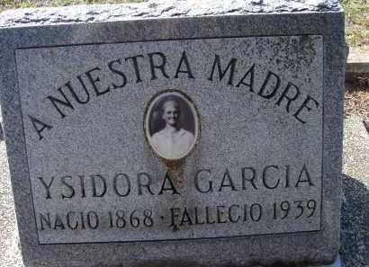 GARCIA, YSIDORA - Hillsborough County, Florida   YSIDORA GARCIA - Florida Gravestone Photos