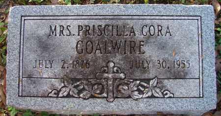 GOALWIRE, PRISCILLA CORA - Hillsborough County, Florida | PRISCILLA CORA GOALWIRE - Florida Gravestone Photos