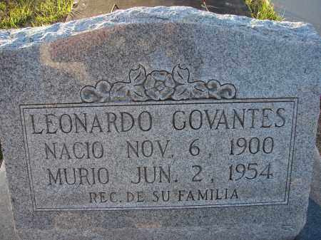 GOVANTES, LEONARDO - Hillsborough County, Florida | LEONARDO GOVANTES - Florida Gravestone Photos
