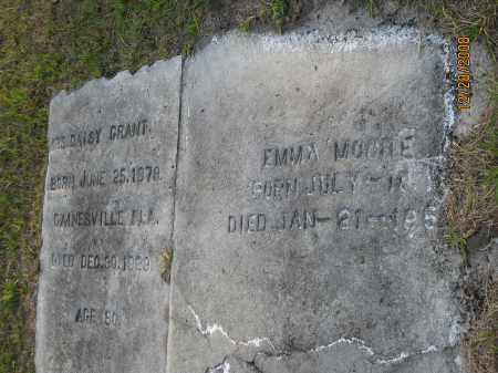GRANT, DAISY - Hillsborough County, Florida | DAISY GRANT - Florida Gravestone Photos