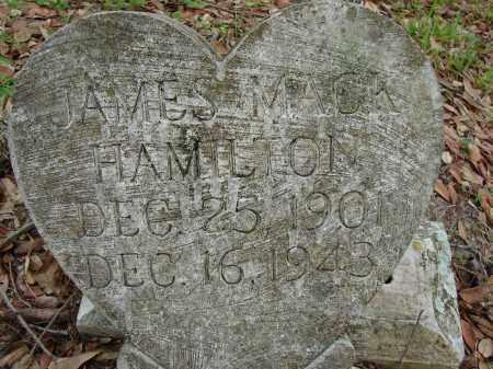 HAMILTON, JAMES MACK - Hillsborough County, Florida   JAMES MACK HAMILTON - Florida Gravestone Photos