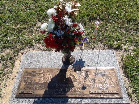 HATHCOX, LESTER CORAN - Hillsborough County, Florida | LESTER CORAN HATHCOX - Florida Gravestone Photos