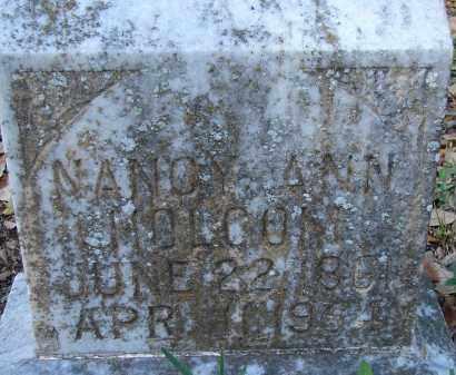 HOLCOM, NANCY ANN - Hillsborough County, Florida   NANCY ANN HOLCOM - Florida Gravestone Photos
