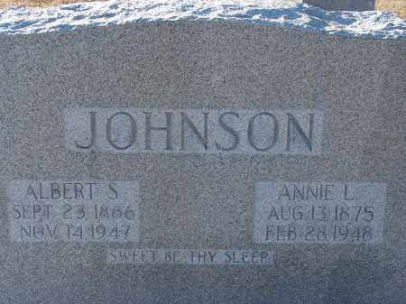 JOHNSON, ANNIE L. - Hillsborough County, Florida | ANNIE L. JOHNSON - Florida Gravestone Photos