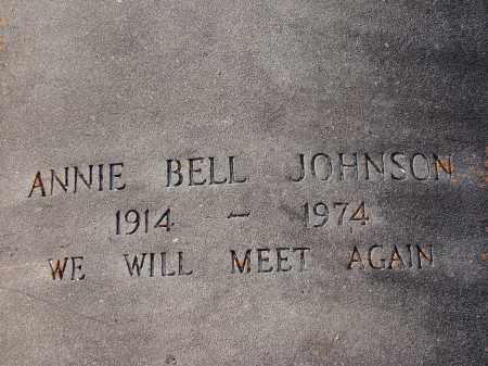 JOHNSON, ANNIE BELL - Hillsborough County, Florida | ANNIE BELL JOHNSON - Florida Gravestone Photos