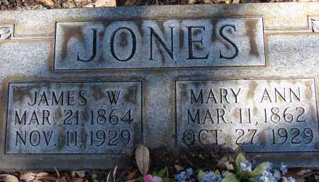 JONES, MARY ANN - Hillsborough County, Florida | MARY ANN JONES - Florida Gravestone Photos