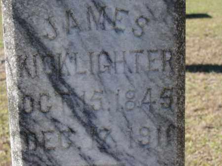 KICKLIGHTER, JAMES - Hillsborough County, Florida | JAMES KICKLIGHTER - Florida Gravestone Photos