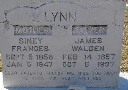 LYNN, JAMES WALDEN - Hillsborough County, Florida | JAMES WALDEN LYNN - Florida Gravestone Photos