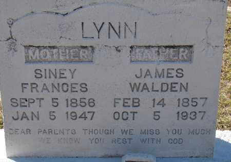 LYNN, SINEY FRANCES - Hillsborough County, Florida | SINEY FRANCES LYNN - Florida Gravestone Photos
