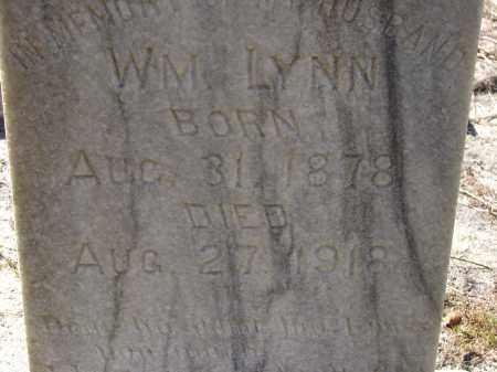 LYNN, WILLIAM H. - Hillsborough County, Florida | WILLIAM H. LYNN - Florida Gravestone Photos