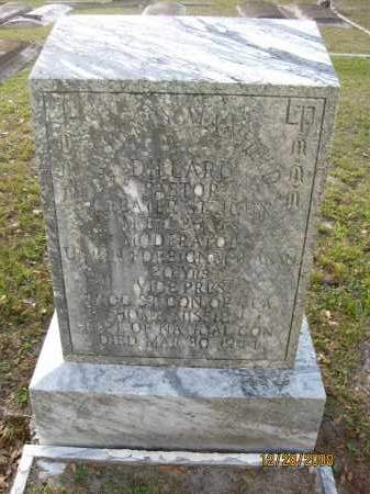 MANFIELD, REV HENRY - Hillsborough County, Florida | REV HENRY MANFIELD - Florida Gravestone Photos