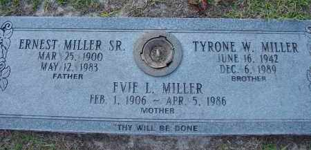 MILLER, TYRONE W. - Hillsborough County, Florida | TYRONE W. MILLER - Florida Gravestone Photos