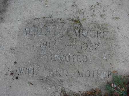 MOORE, ALBERTA - Hillsborough County, Florida | ALBERTA MOORE - Florida Gravestone Photos