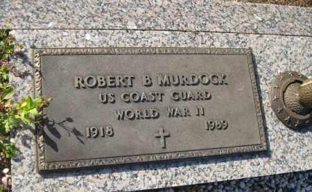 MURDOCK (VETERAN WWII), ROBERT BRUCE (NEW) - Hillsborough County, Florida | ROBERT BRUCE (NEW) MURDOCK (VETERAN WWII) - Florida Gravestone Photos